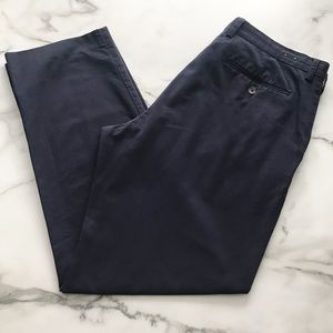 J. Crew Navy Blue Bedford Pants